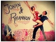 Johan en Rhiannon