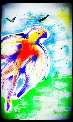 Shiny Parrot 25042012